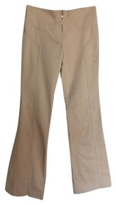 Tory Burch Flare Pants Beige