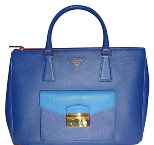 Prada Satchel in Blue