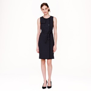 J.Crew Wool Belted Dress