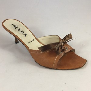 Prada Light brown Pumps