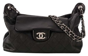 Chanel Ch.k1010.06 Quilted Leather Shw Shoulder Bag