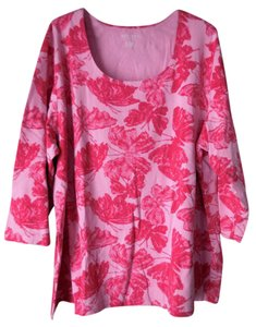 Talbots Plus-size Butterfly Tunic