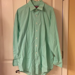 Vineyard Vines Button Down Shirt Green