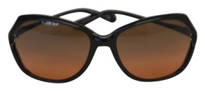 Tory Burch TORY BURCH Black Frame & Lens Sunglasses On Sale nt