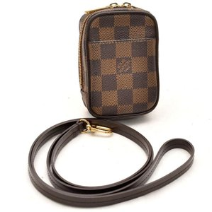 Louis Vuitton Damier Canvas Cross Body Bag