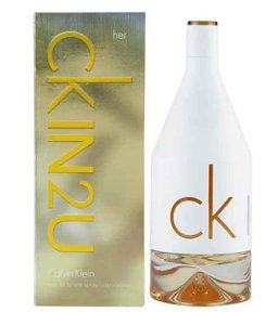 Calvin Klein CK IN2U by CALVIN KLEIN Eau de Toilette Spray 5.0 oz / 150 ml