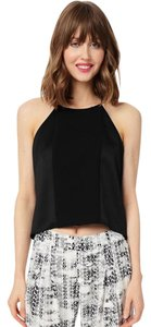 Parker Classic Smooth Strappy New York Top Black