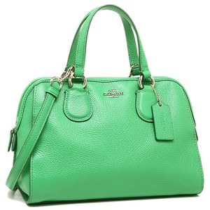 Coach Nolita Satchel in Light Green