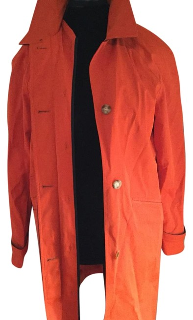 Item - Orange Coat Size 8 (M)