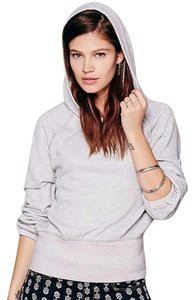 Free People Banded Effortless Staple Winter Sweatshirt