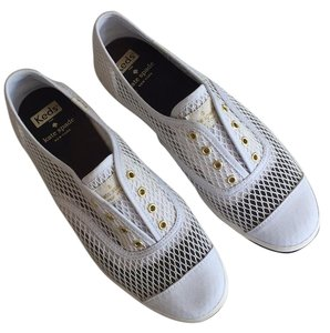 Kate Spade Keds Casual Sneakers White Athletic