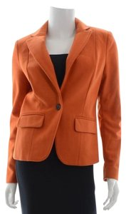 MICHAEL Michael Kors Orange Blazer