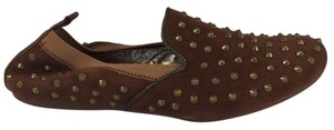 Yosi Samra Brown Flats