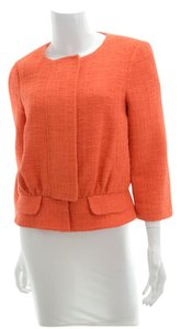 Tibi Orange Blazer