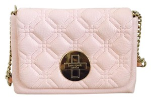 Kate Spade Leather Pink Cross Body Bag