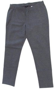 Talbots Straight Pants Gray
