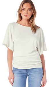 Michael Stars Cream Off White Dolman Top Chalk