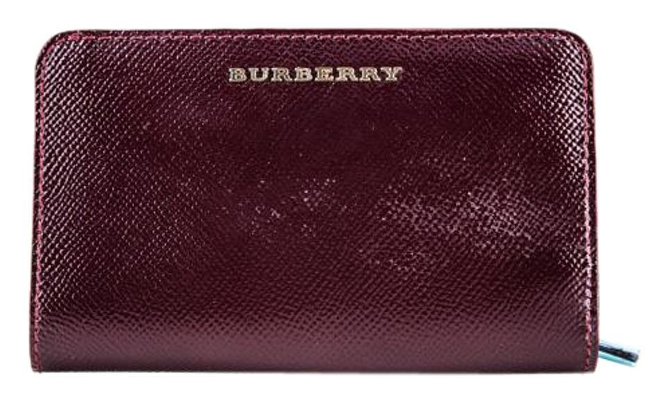 68561c58788c Burberry London Patent Leather Cowley Wallet - Tradesy