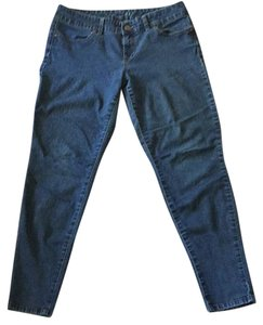 The Limited Pet And Smoke Free 917 Low Rise Skinny Jeans-Medium Wash