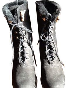 Aquatalia Black Boots