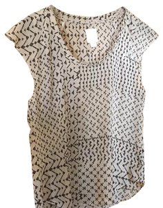 Line & Dot Fall Top