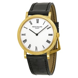 Patek Philippe Patek Philippe Calatrava 5120J-001 Yellow Gold Watch
