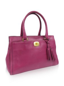 Coach Legacy Tote in Berry
