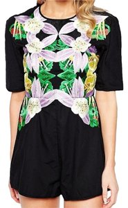 alice McCALL Embroidery Playsuit Romper Dress