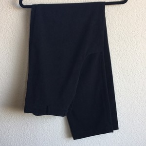 Doncaster Straight Pants Velvety Black