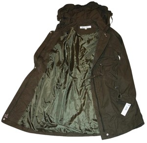 Kenneth Cole Jacket Trench Coat