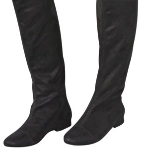 Be&D Graphite suede (almost blck) Boots