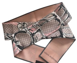 Louis Vuitton LOUIS VUITTON BAG MONOGRAM BANDEAU SCARF WRAP SOLD OUT BNWT