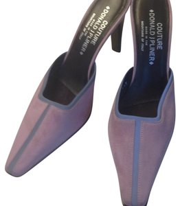 Donald J. Pliner Pink Pumps