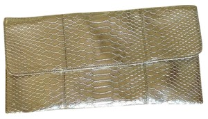 Jessica McClintock Soft Gold Clutch