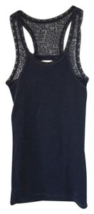 Hollister Lace Top Navy