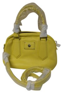 Marc by Marc Jacobs New W/tag Satchel in bright yellow