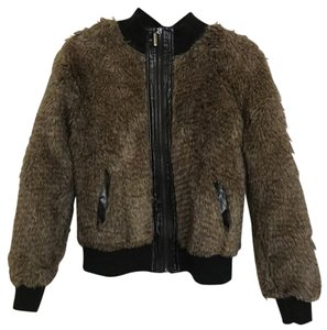 Vertigo Paris Fur Coat