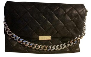 Stella McCartney Becks Soft Beckett Quilted Shoulder Bag