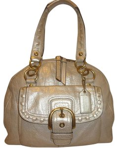 Coach Refurbished X-lg Lined Hobo Bag