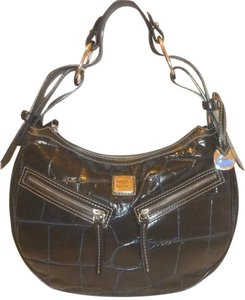 Dooney & Bourke Refurbished Leather Lined Shoulder Bag