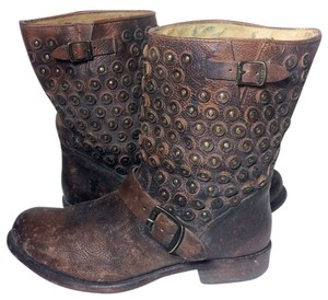 Frye 76406 Jenna Brown Boots