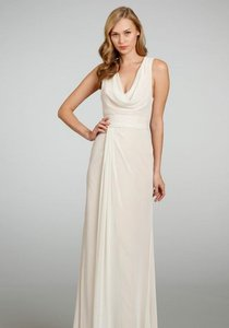 Jim Hjelm Ivory / Cafe 5305 Dress