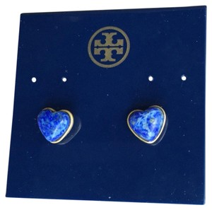 Tory Burch Heart earrings stud