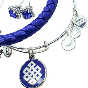 Alex and Ani Alex and Ani Bundle Set of 2 with Set Of Earrings