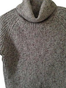 Free People Cow Neck Turtle Neck Sweater