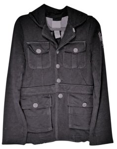 Diesel Menswear Inspired black Jacket