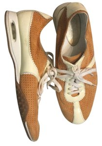 Cole Haan Orange and cream Athletic