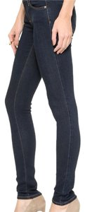 AG Adriano Goldschmied Tapered Designer Skinny Jeans-Dark Rinse