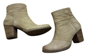 Clarks Gray Boots