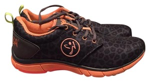 Zumba Fitness Black/coral Athletic